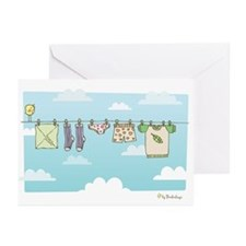 Hanging there | Greeting Cards (Pk of 10)