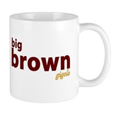 Big Brown Gigolo Mug