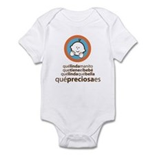 Manitos - Little Hands Infant Bodysuit