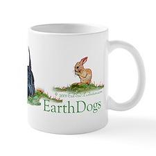 Scottish Terrier Earthdogs Mug