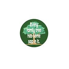 Family Tree Sap Mini Button