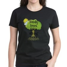 Trees Have Strong Roots Tee