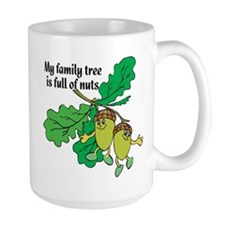 Full of Nuts Mug