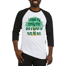 Shook Family Tree Baseball Jersey