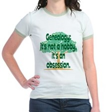 Genealogy Obsession T