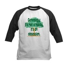 Genealogy Obsession Tee