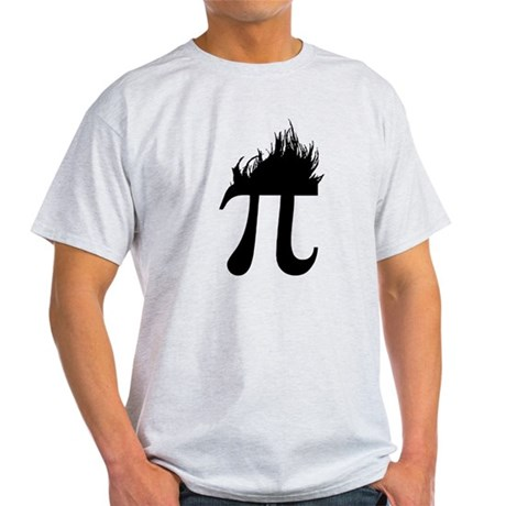 Hair Pi Light T-Shirt