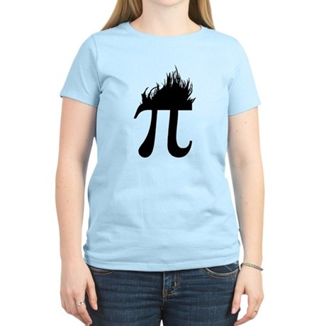 Hair Pi Womens Light T-Shirt