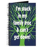 Stuck in Family Tree Journal