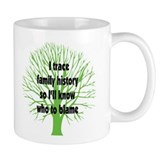 Trace Family History Mug