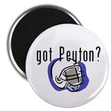 Got Peyton Fantasy Football L Magnet