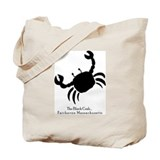 Cool Crab Tote Bag