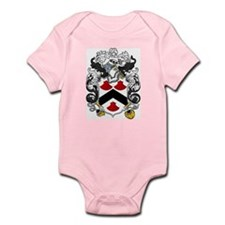 Pollard Family Crest Infant Creeper