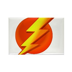 Superhero Rectangle Magnet (10 pack)