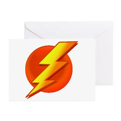 Superhero Greeting Cards (Pk of 10)