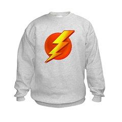 Superhero Kids Sweatshirt