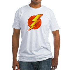 Superhero Fitted T-Shirt