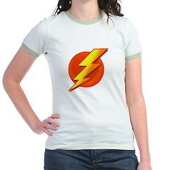 Superhero Jr. Ringer T-Shirt