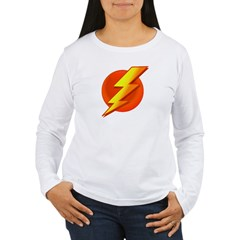 Superhero Women's Long Sleeve T-Shirt