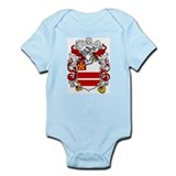 Preston Family Crest Infant Creeper