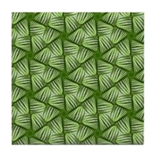 Hosta 1 Tile Coaster
