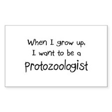 When I grow up I want to be a Protozoologist Stick
