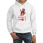 HELP ME Hooded Sweatshirt