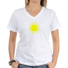 Yellow Sun Shirt