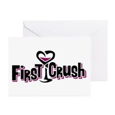 First Crush Greeting Cards (Pk of 10)