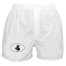 Scottie Dog Boxer Shorts