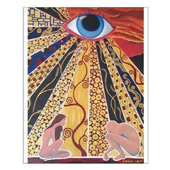 All-Seeing Eye Poster