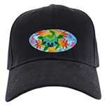 Flame Turtle Black Cap