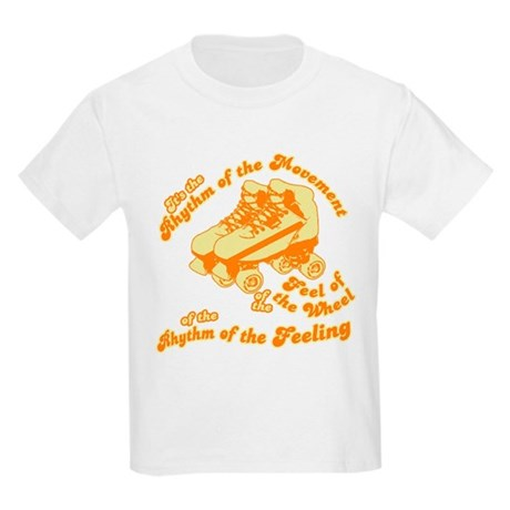 The Rhythm of the Movement Kids Light T-Shirt