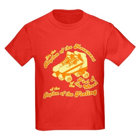 The Rhythm of the Movement Kids T-Shirt