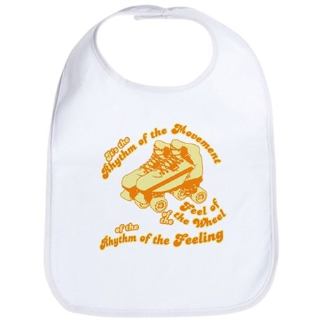 The Rhythm of the Movement Bib