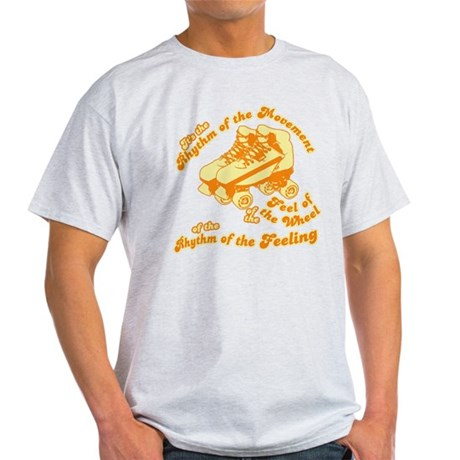 The Rhythm of the Movement Light T-Shirt