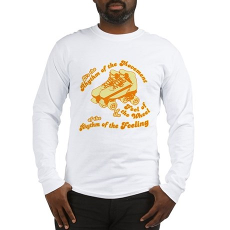 The Rhythm of the Movement Long Sleeve T-Shirt
