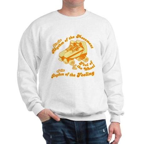 The Rhythm of the Movement Sweatshirt