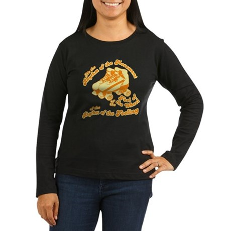 The Rhythm of the Movement Womens Long Sleeve Dar