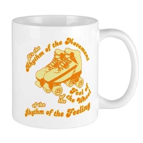 The Rhythm of the Movement Mug