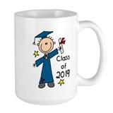 Boy Graduate 2013 Coffee Mug
