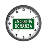 Bonanza, OR (USA) Wall Clock
