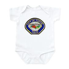 Tustin Police Infant Bodysuit