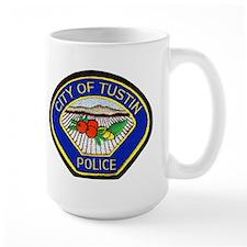 Tustin Police Mug
