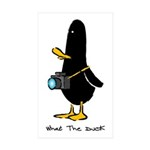 WTD: 2 of 4 Character Series Rectangle Sticker 10