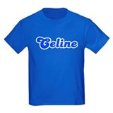 Retro Celine (Blue) T