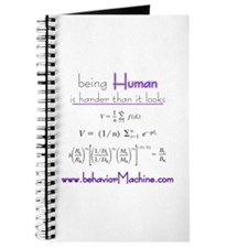 Cute Human behavior Journal