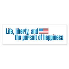Let Freedom Ring Bumper Sticker (50 pk)