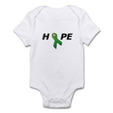 Cute Bladder cancer survivor Infant Bodysuit