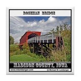 Roseman Bridge Tile Coaster